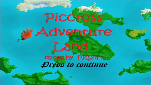 Piccross Adventure Land Lite