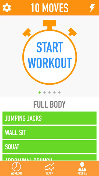 Free Carrot 7 Minute Workout Challenge