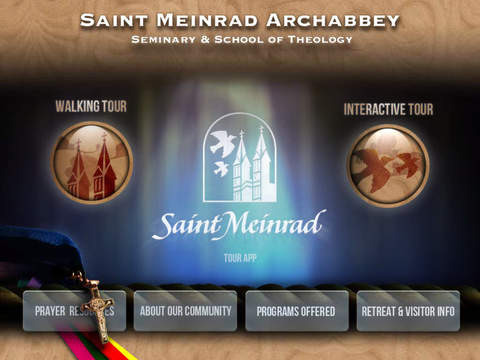 Saint Meinrad Archabbey iPad Tour App