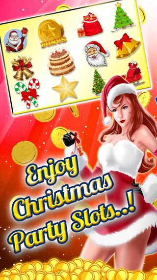 Aaamazing Christmas Party Slots with Festival Bonus Golden Bonanza