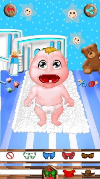 Newborn Dress UP Salon - Baby care little boy new born for kids 2
