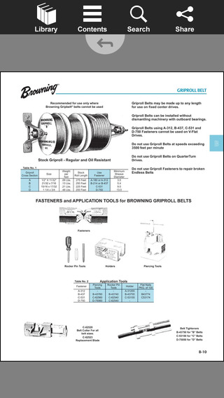 Power Transmission Solutions Product Library