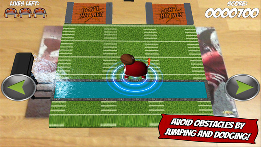 Football Puzzle 4D