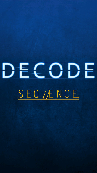 Decode Sequence