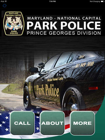 MD-Nat'l Capital Park Police HD