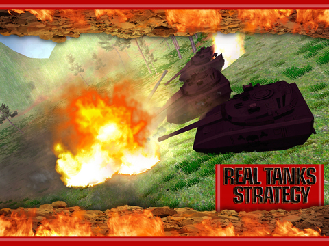玩免費遊戲APP|下載Real Tank Strategy app不用錢|硬是要APP