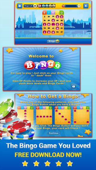 BINGO CASH BLITZ - Play Online Casino and Gambling Card Game for FREE