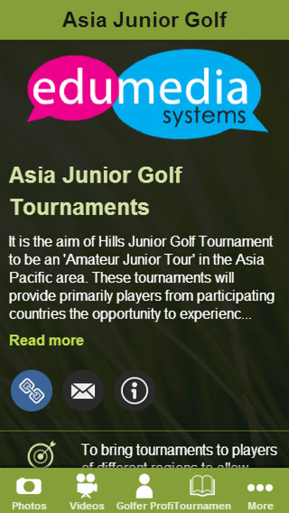 Asia Junior Golf