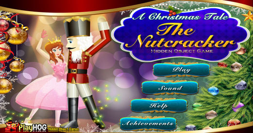 Christmas Tale - The Nutcracker - Free Hidden Object Games