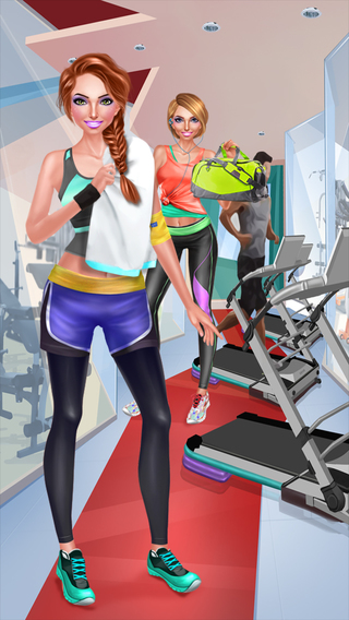 Fit Girl - Beauty Spa Salon