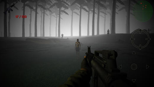 Scariest apocalypse masacre : Undead zombie hunter survival mission in dark nightmare forest