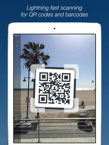 Screenshot 1 QR Code Reader by Scan