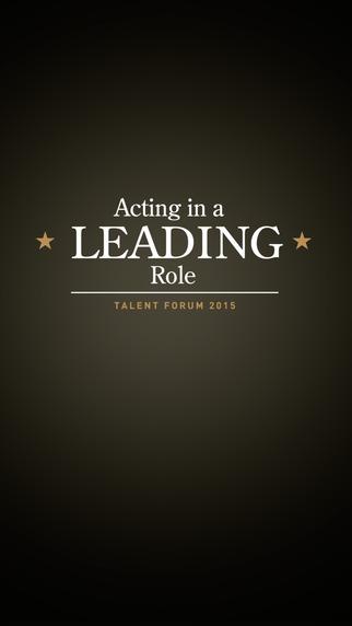 Talent Forum 2015