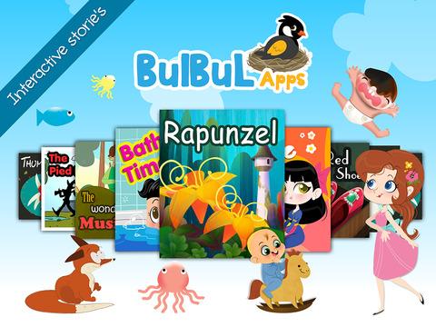 Rapunzel - BulBul Apps
