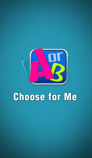Choose For Me