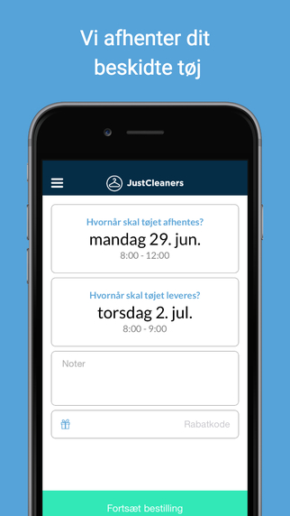 JustCleaners