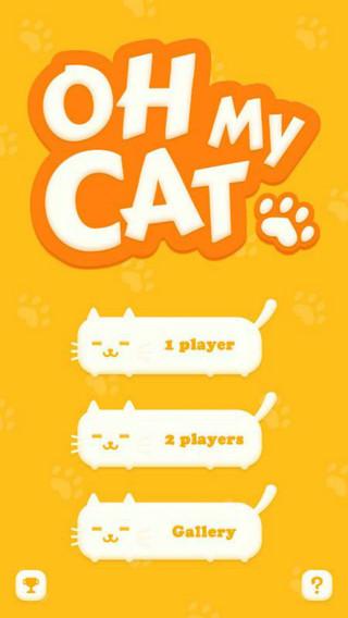 Oh My Cat 猫爪