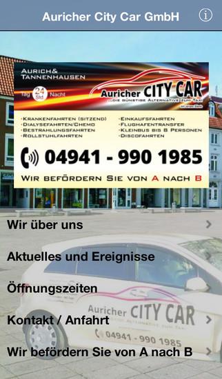 Taxi Alternative in Aurich