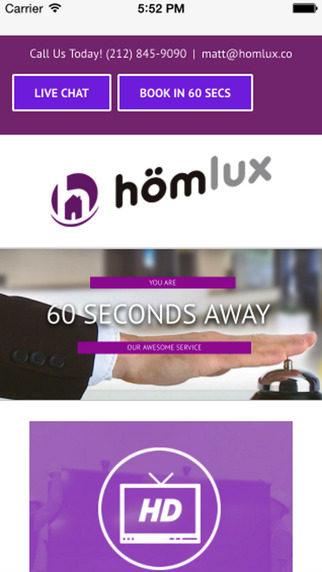 Homlux Home Services