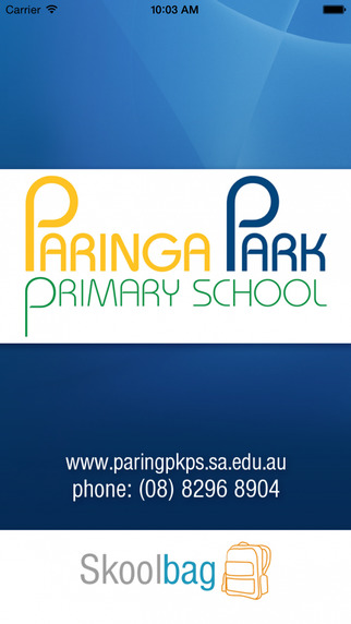 Paringa Park Primary School - Skoolbag