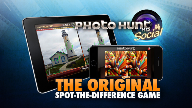 Photo Hunt® Social HD