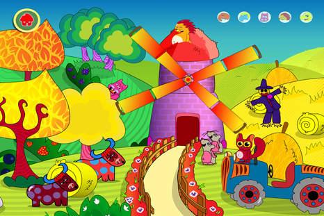 在每个游戏中寻找5个不同的小动物 multipets捉迷藏是一个关于观察和