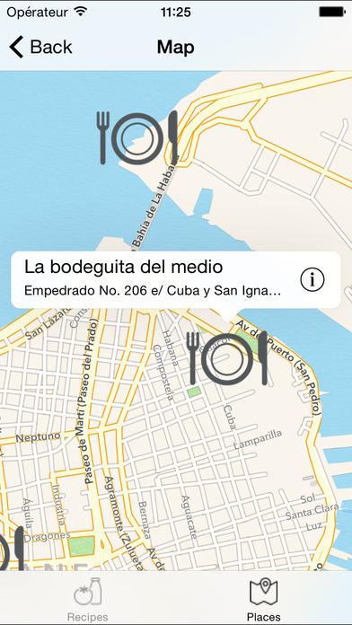 Cuban Recipes - Beans iPhone Screenshot 2
