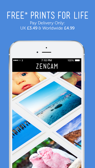 ZenCam - Free Prints