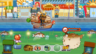 Dynamite Fishing World Games screenshot 5