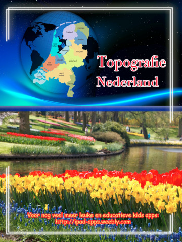 Topography Netherlands Professional