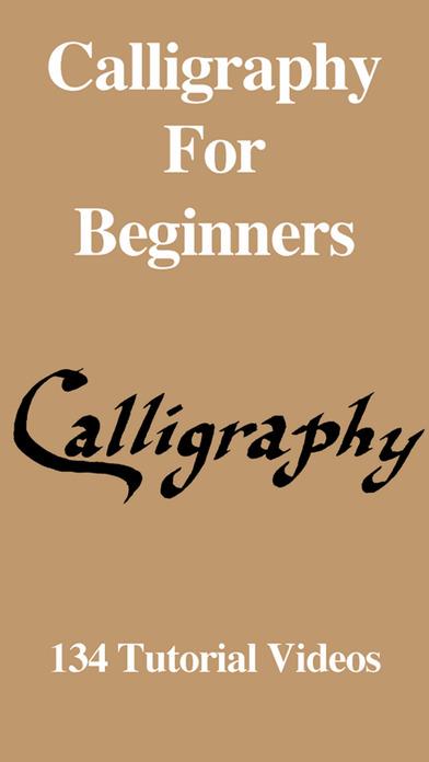 Calligraphy For Beginners Por Julian Bebell
