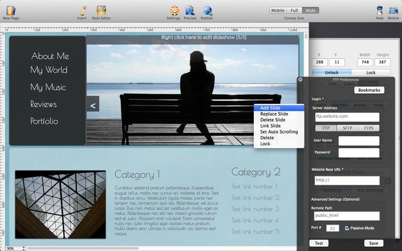 HTML Egg Classic Edition Screenshot - 2