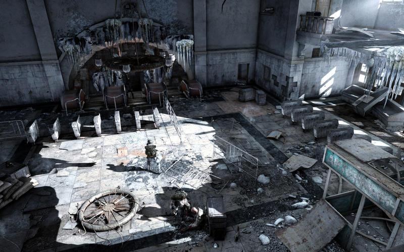Metro 2033 Redux Screenshot