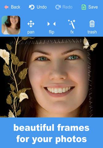 Screenshot 1 imikimi Photo Frames FREE