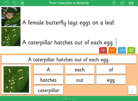 Image result for sentence building grid