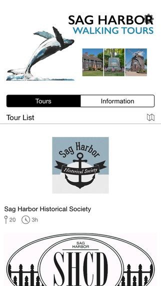 Sag Harbor Walking Tours