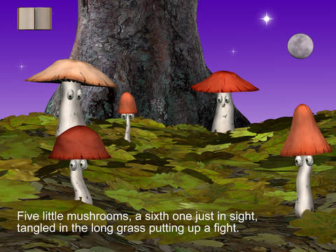 Ten Little Mushrooms