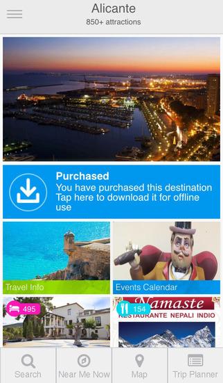 My Destination Alicante Guide