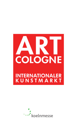 ART COLOGNE 2015 - world's oldest art fair for modern and contemporary art of the 20th and 21st cent