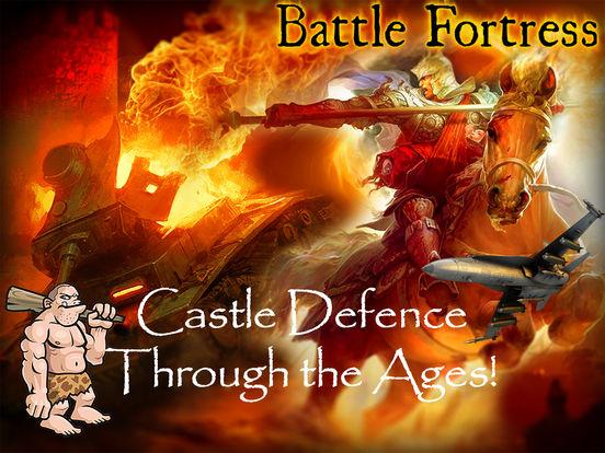 Battle Fortress Castle Defense Wars – Total Fire Edition Screenshots