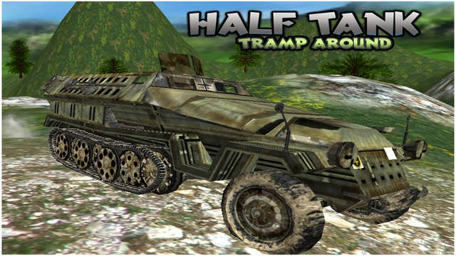Half Tank Tramp Around