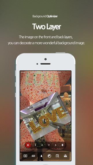 Background Optimizer Screenshots