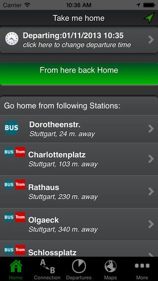 A+ Stuttgart Journey Planner Premium