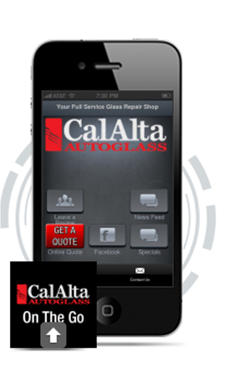 CalAlta AutoGlass - On The Go
