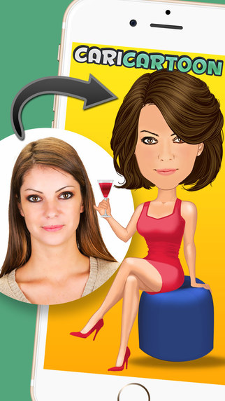 CariCartoon - Funny Cartoon Caricature Maker Screenshots