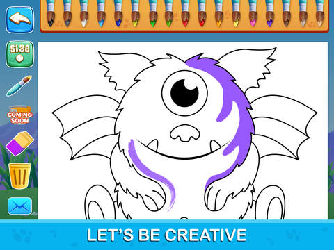 Crazy Monsters Activity Center Free - The Preschool Puzzles Learning Game for Toddlers and Kids