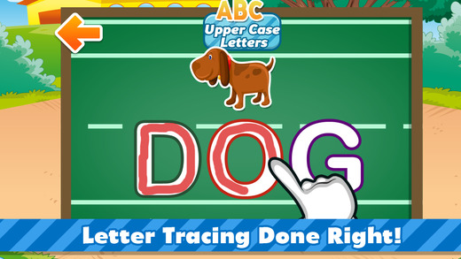 Letter and Number Trace for Children Learning to Write