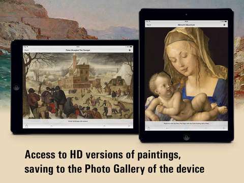 European painting HD. Скрин 3