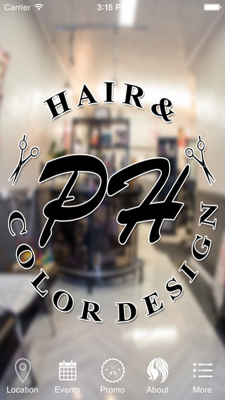 PH Hair Color Design