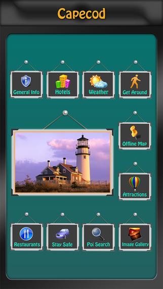 Capecod Island Offline Guide
